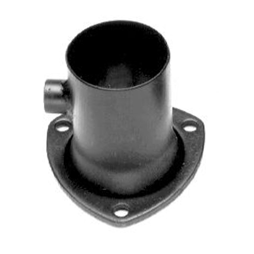 Hedman 3in To 2-1/2in Collector w/O2 Sensor Bung 3 Bolt