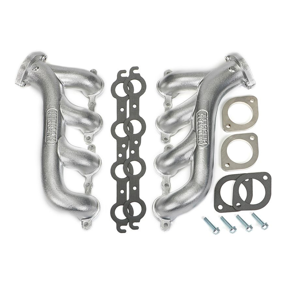 Hedman Cast Exhaust Manifold For LS Engines