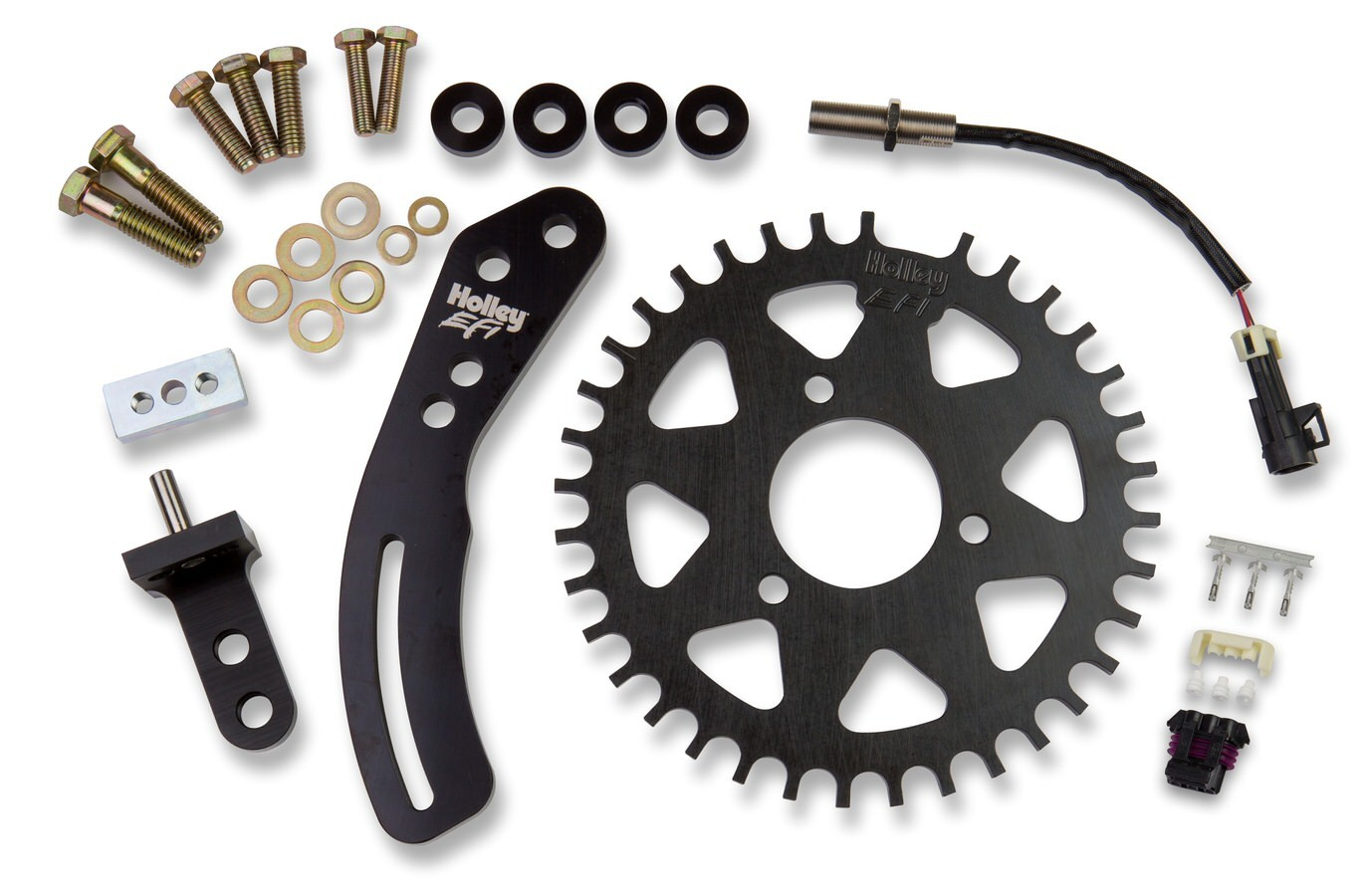 Holley Crank Trigger Kit - BBC 8in 36-1 Tooth