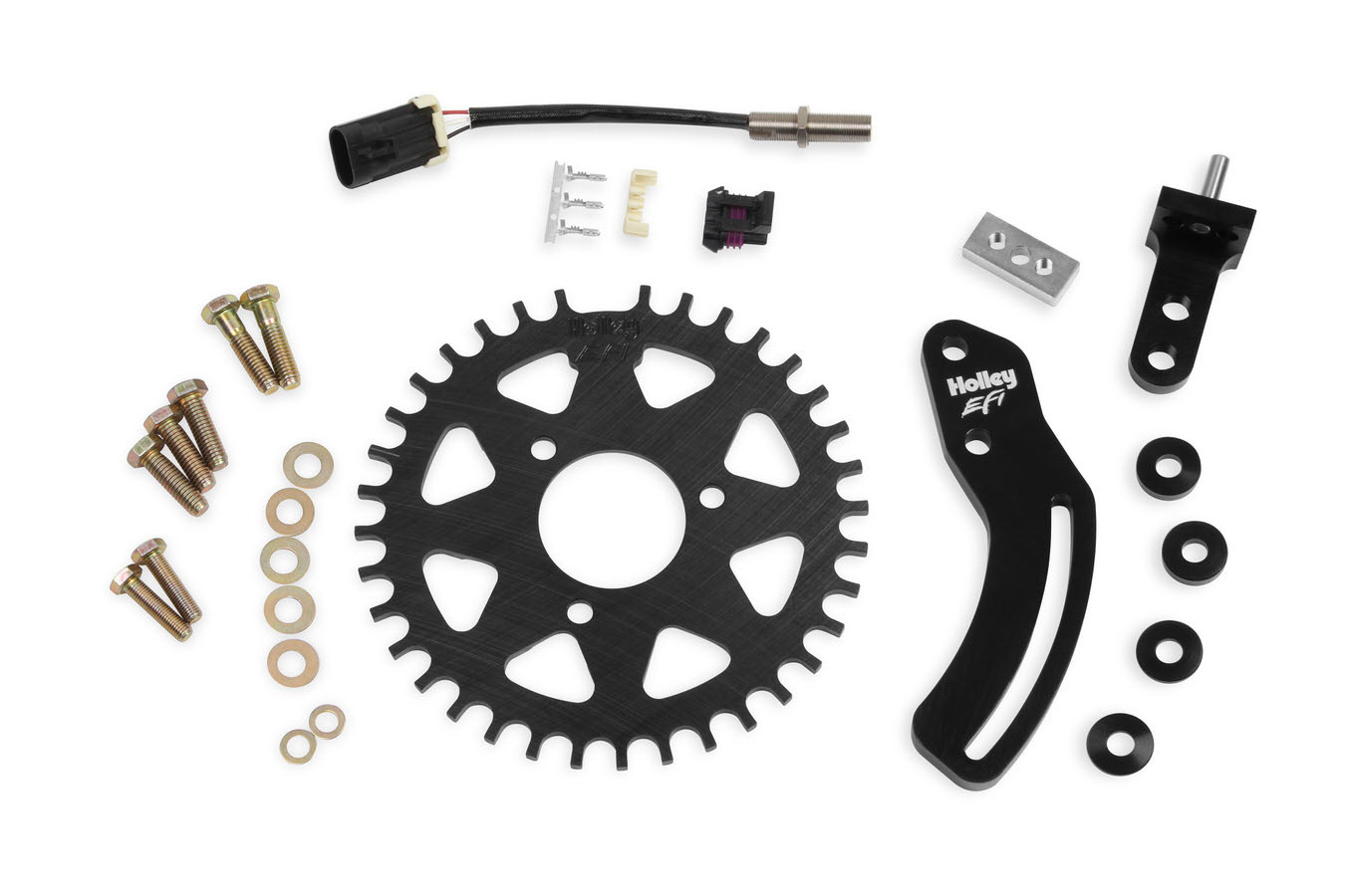 Holley Crank Trigger Kit - SBC 8in 36-1 Tooth