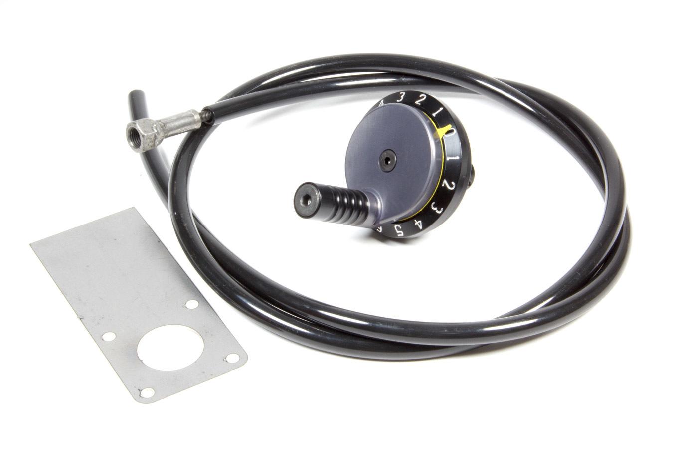 Howe Brake Adjuster Assembly w/ Indicator Dial