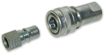 Howe Throw Out Hyd. Coupler For 8288
