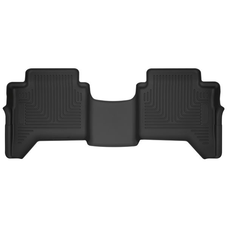 Husky Liners Ford X-Act Contour Floor Liners Rear Black