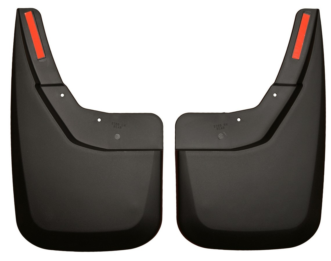 Husky Liners 14-   GM Silverado 1500 Mud Flaps Rear