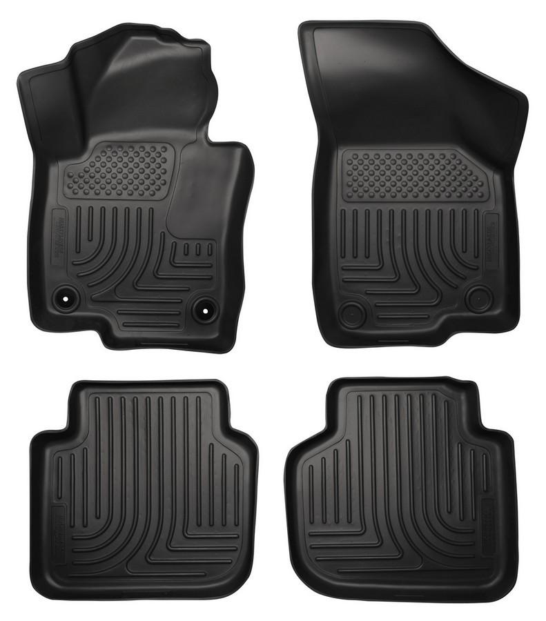 Husky Liners 12-  Volkswagen Passat Front/2nd Floor Liners