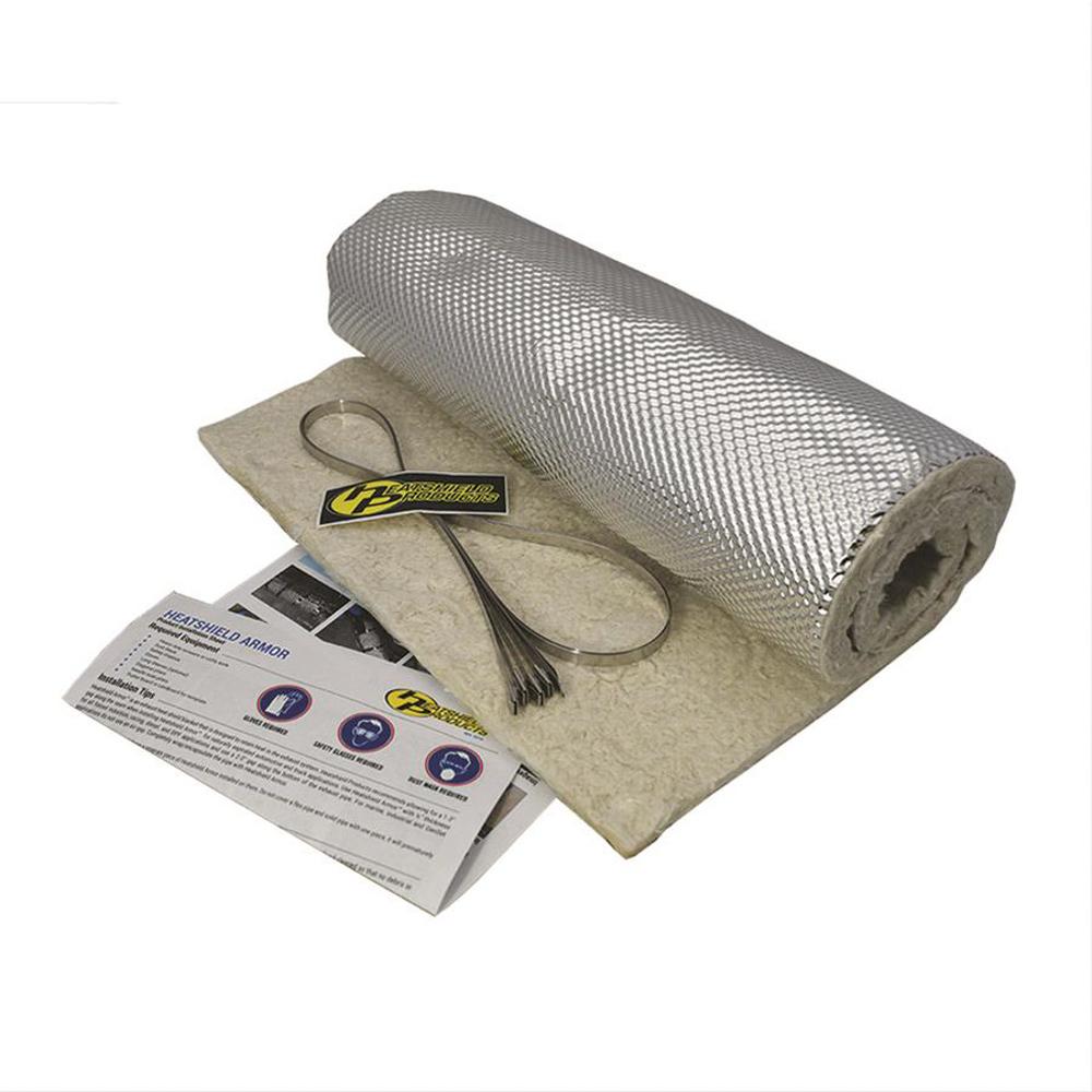 Heatshield Products Heatshield Armor Kit 1/2 thk x 1 ft W x 3 ft L