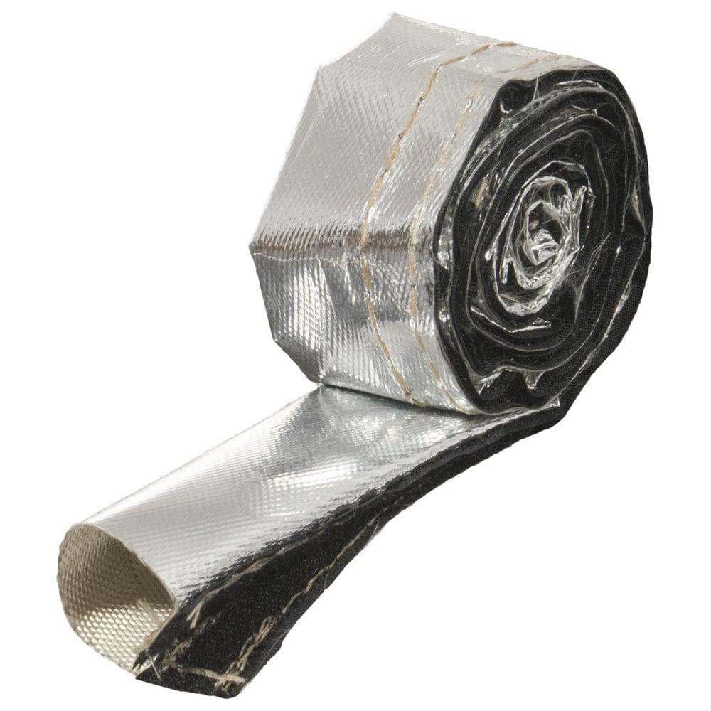 Heatshield Products Thermaflect Sleeve 3/4 i n id x 3 ft  hook & loop