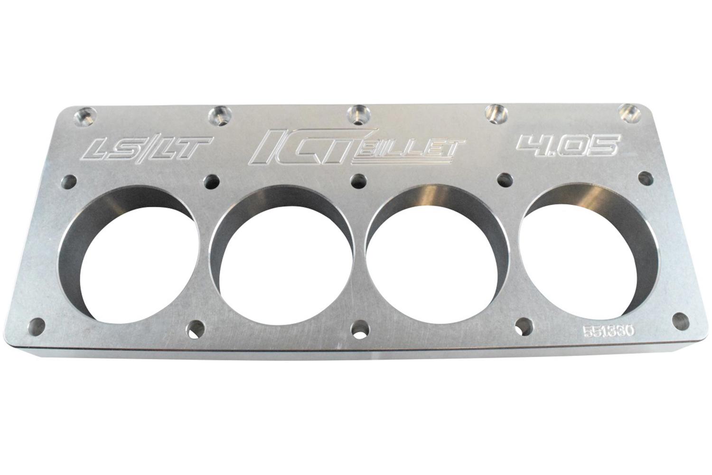 Ict Billet LS LT Torque Plate Engin e Block Machining Boring