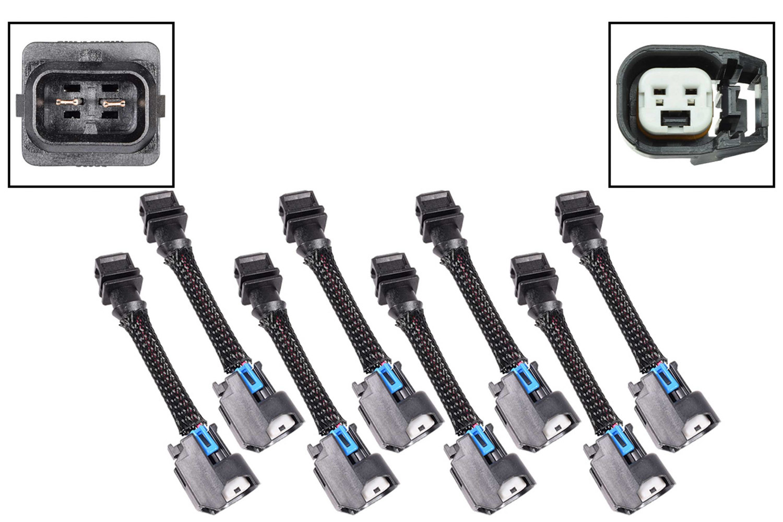 Ict Billet Harness Adapter Jetronic EV1 to EV6 Injector