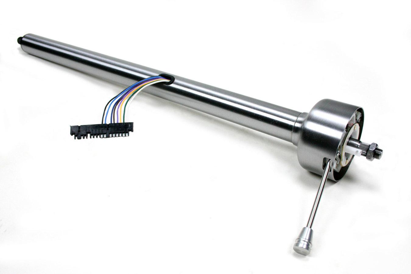 Ididit Steering Column Straight 58-62 Corvette Steel