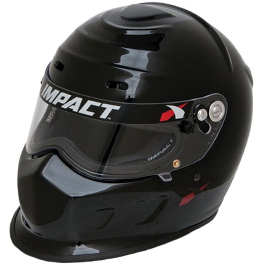 Impact Racing Helmet Champ Small Black SA2015