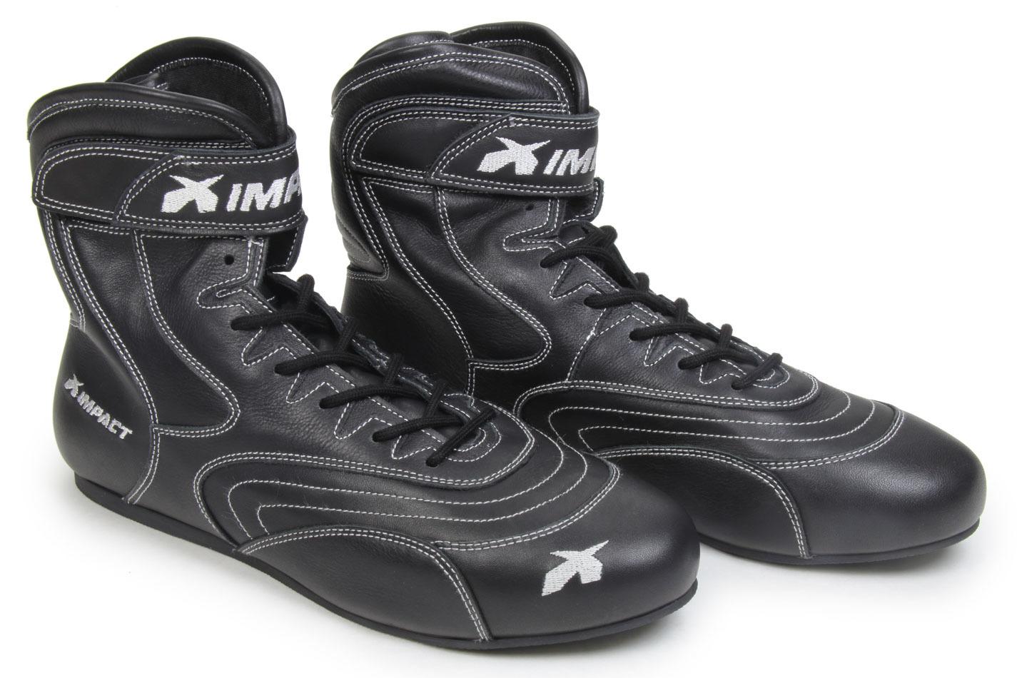 Impact Racing Shoe Nitro Drag Black 11.5 SFI3.3/20