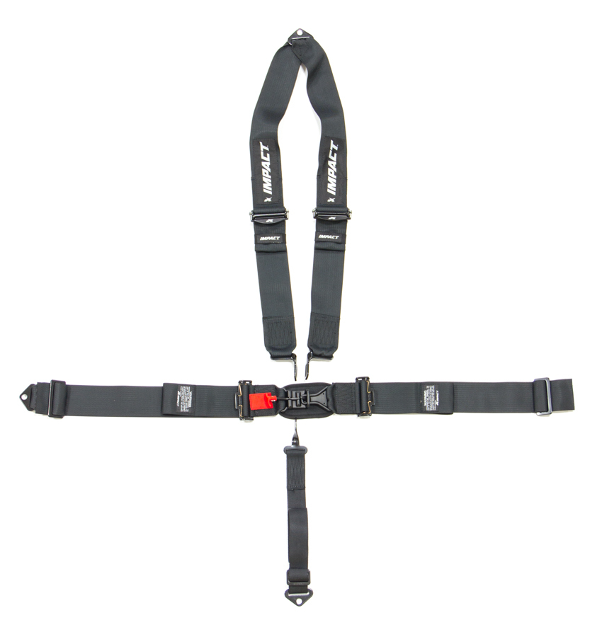Impact Racing 5-PT Harness System LL V-Type PD