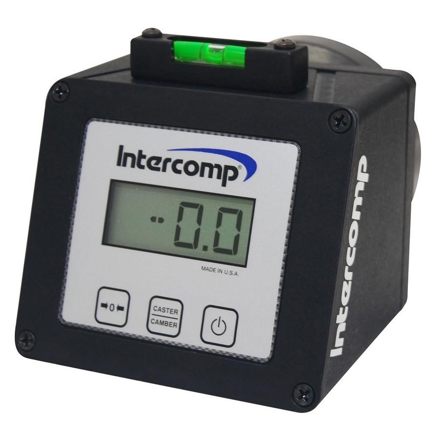 Intercomp Digital Caster/Camber Gauge w/Mag Adapt & Case