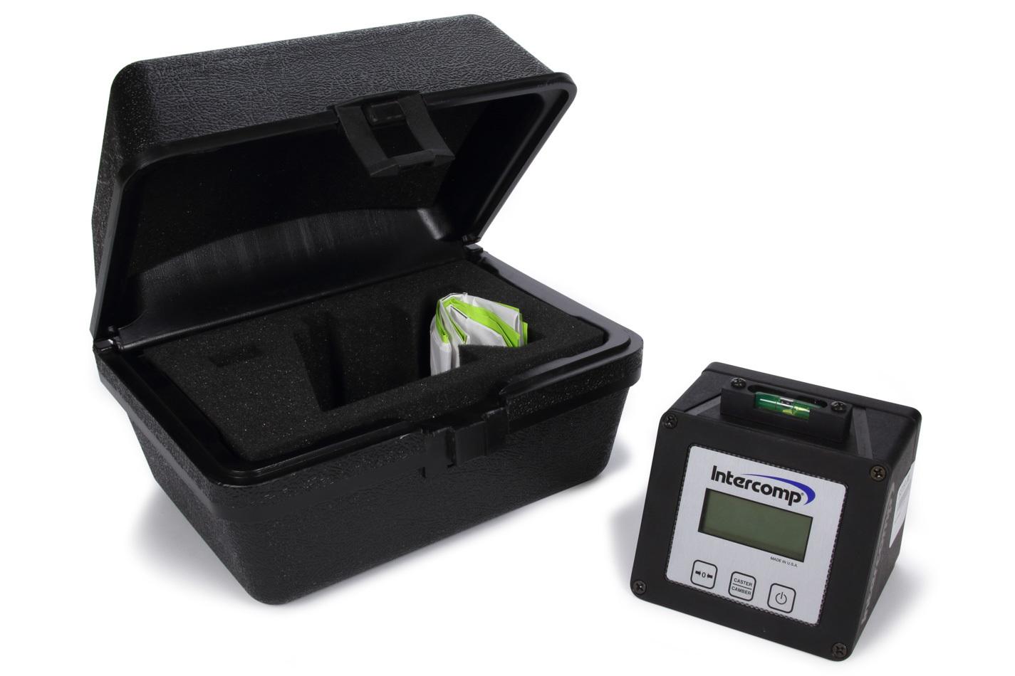 Intercomp Cas/Cam Gauge-No Adapter /With Case
