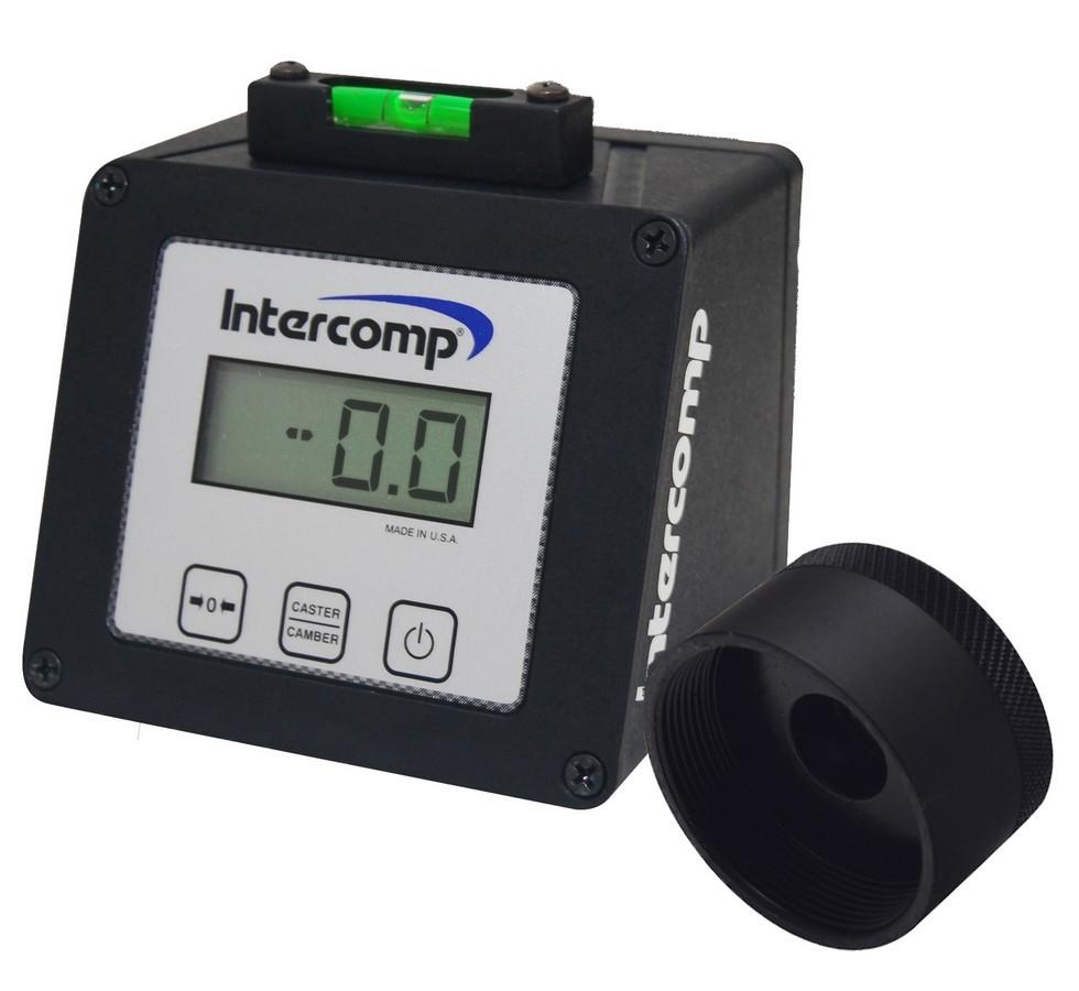Intercomp Digital Caster/Camber Gauge w/ Wide-5 Adapter