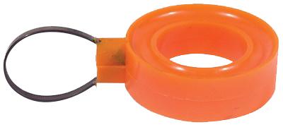 Integra Shocks Spring Rubber C/O Medium Orange