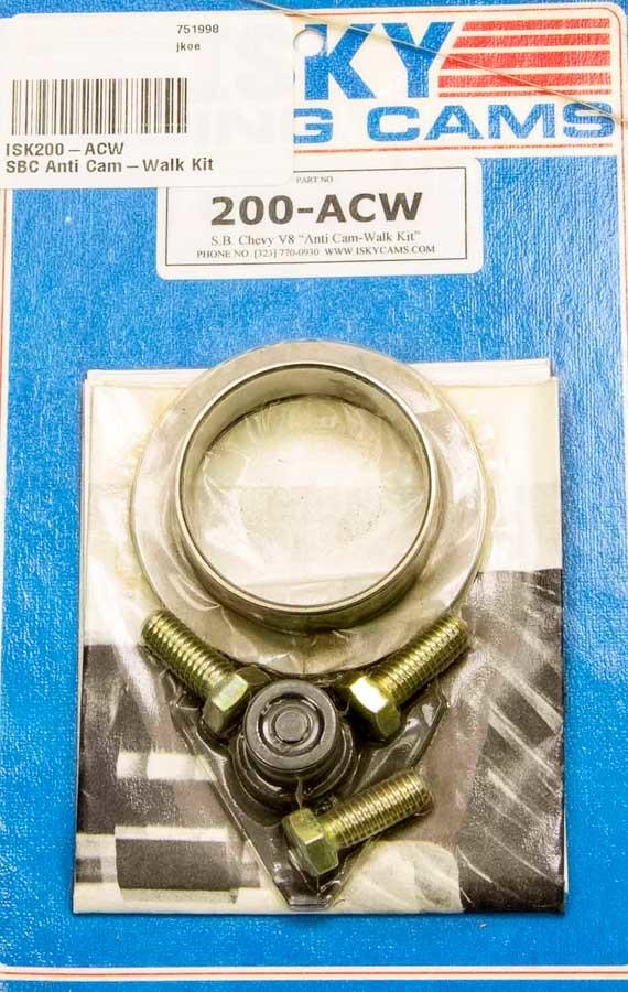 Isky Cams SBC Anti Cam-Walk Kit