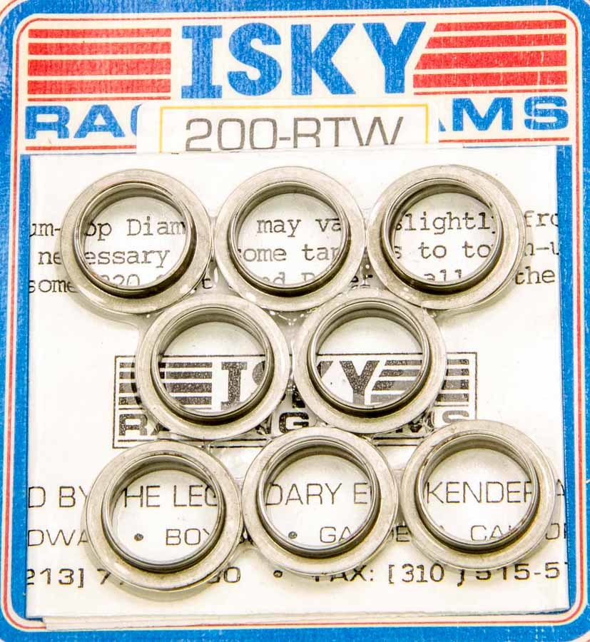 Isky Cams Roller Tappet Washers
