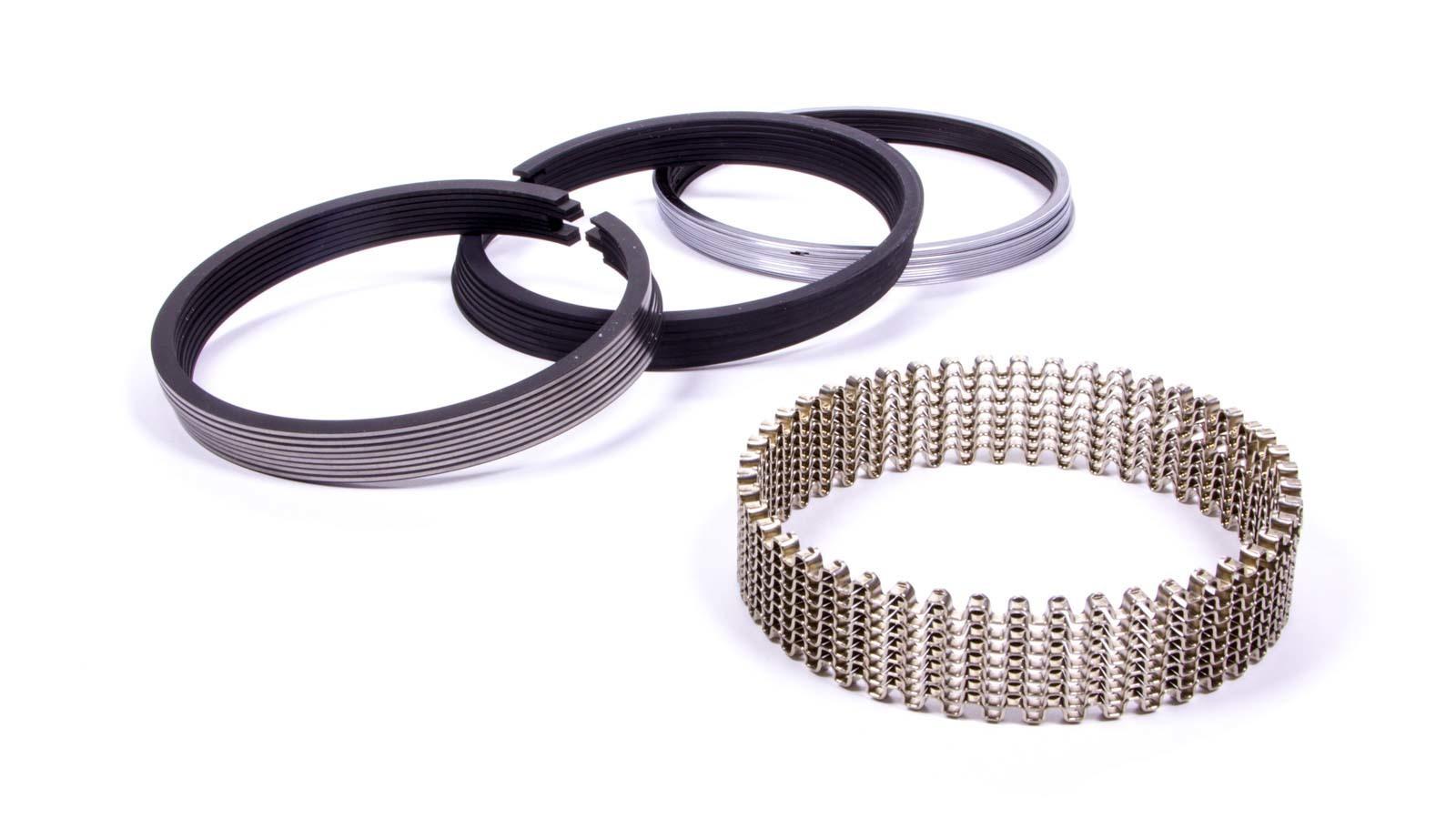Je Pistons Piston Ring Set 4.030 Moly 1/16 1/16 3/16