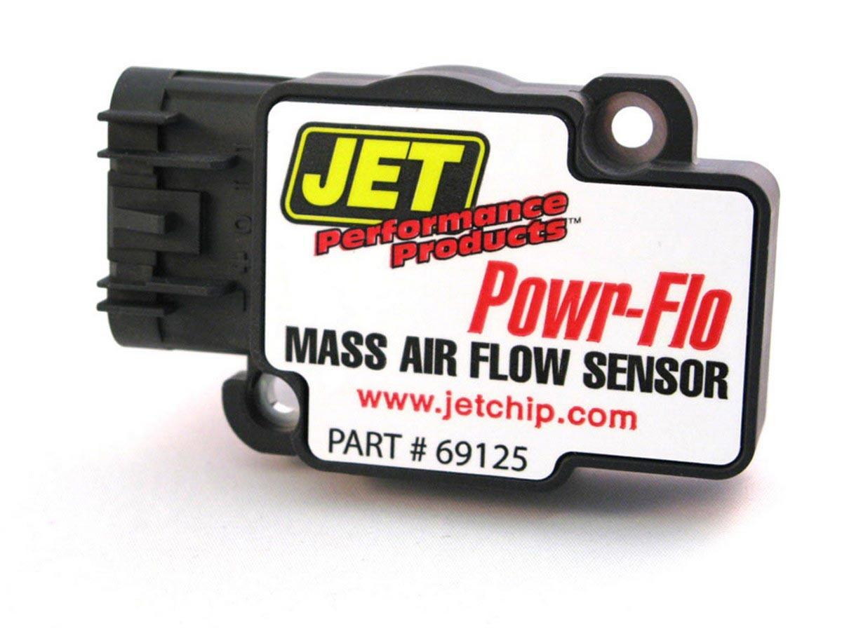 Jet Performance Powr-Flo Mass Air Sensor GM