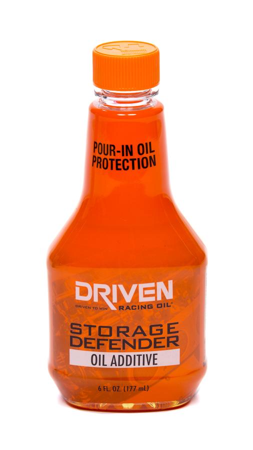 Driven Racing Oil Storage Defender Oil Additive 6oz Bottle