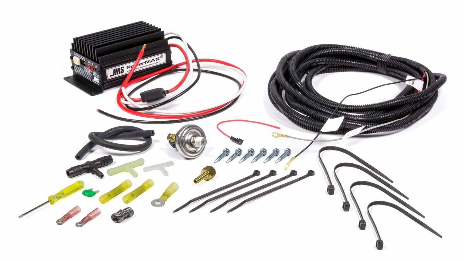 Jms FuelMAX Fuel Pump Voltage Booster V2