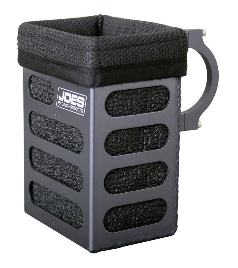 Joes Racing Products Radio Box  1-3/4in Mnt Grey