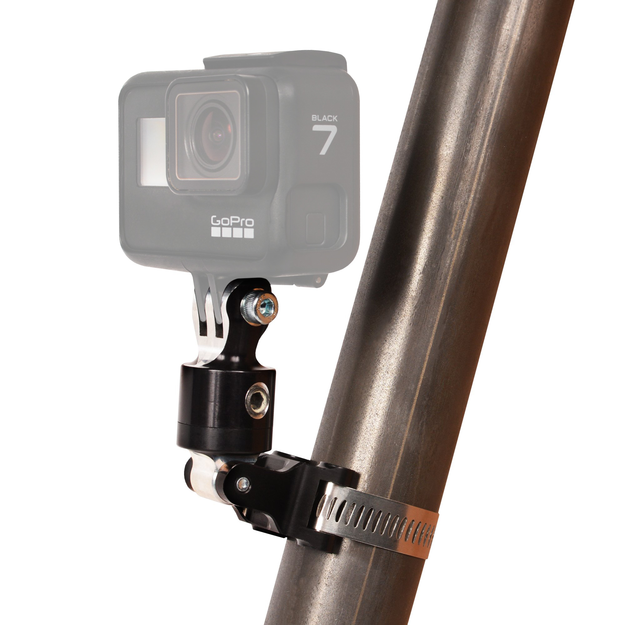 Joes Racing Products GoPro Mount Universal Tube Mnt