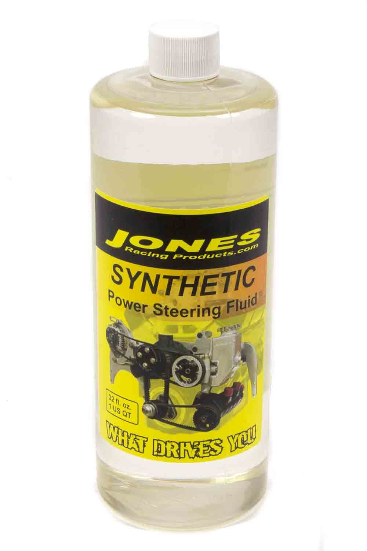 Jones Racing Products Synthetic Power Steering Fluid  32oz
