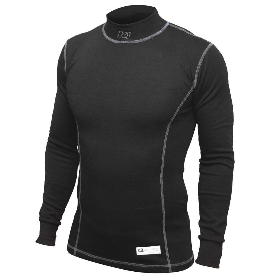 K1 Racegear Undershirt Precision Black 4X-Small