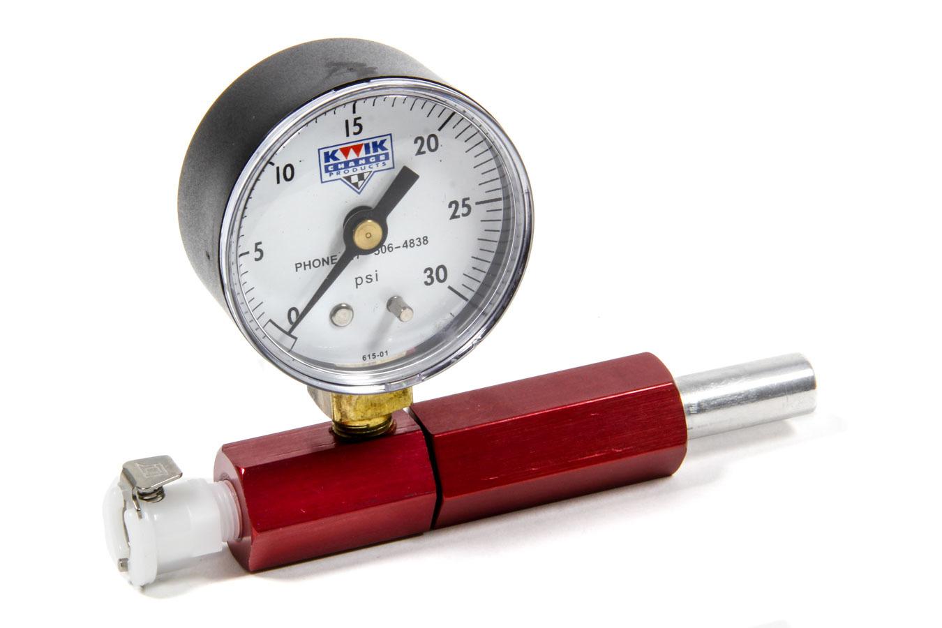 Kwik Change Products 30# Pre-Set Pump