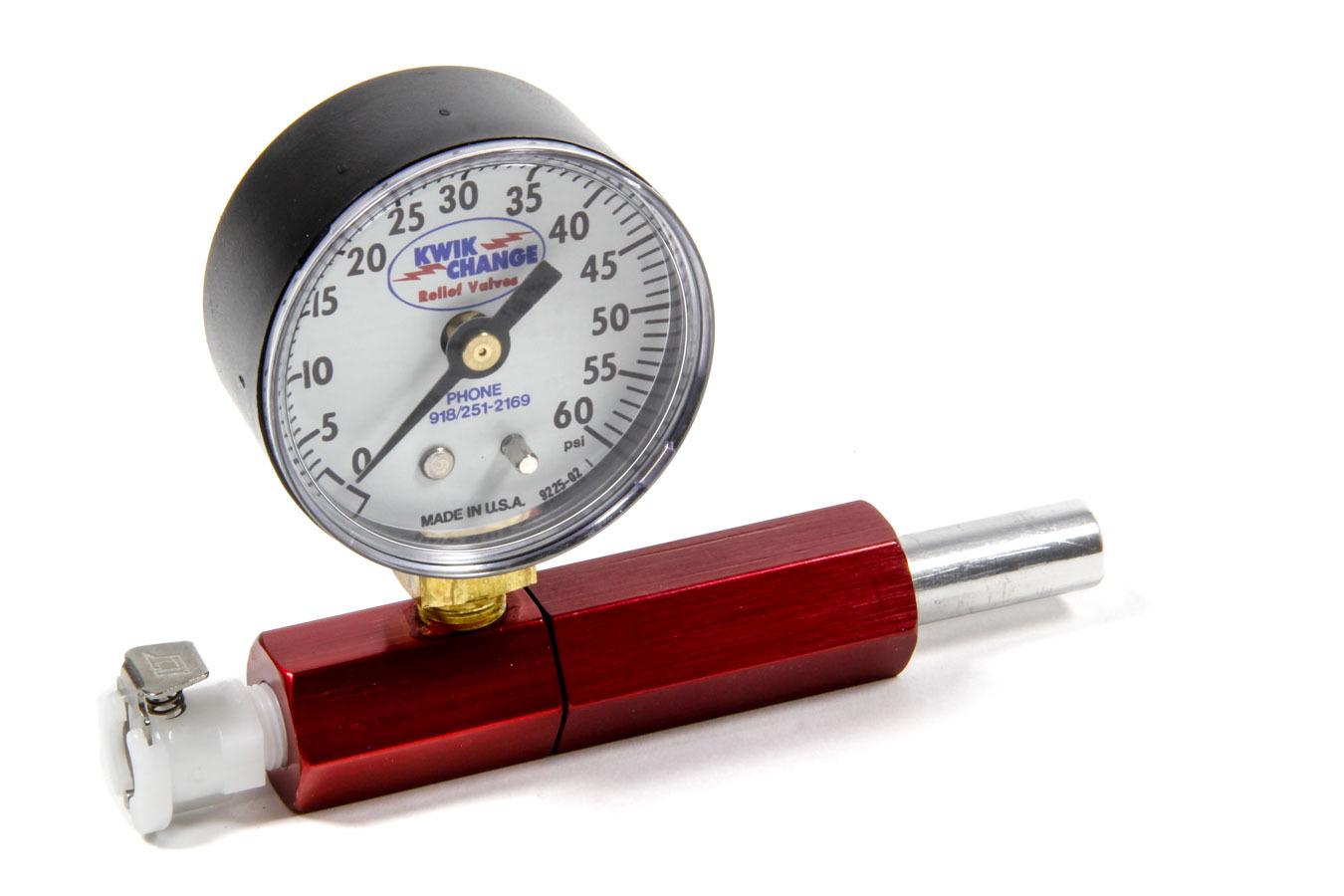 Kwik Change Products 60# Pre-Set Pump