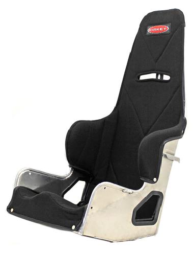 Kirkey Seat Cover Black Tweed Fits 38200