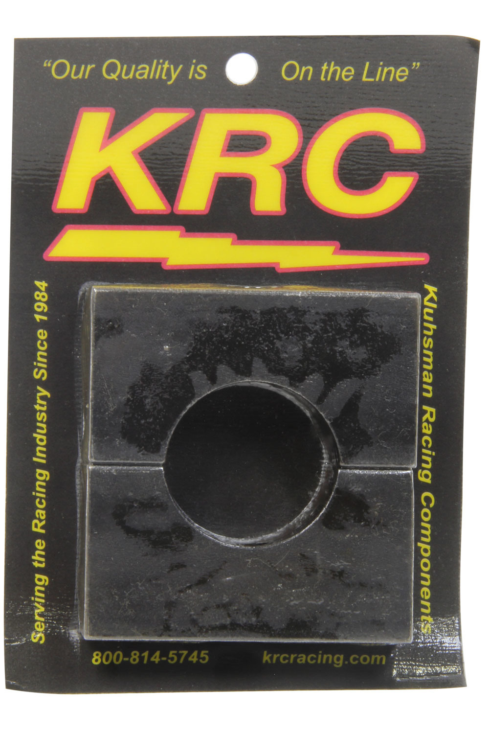 Kluhsman Racing Products Clamp Steel 1-1/2in