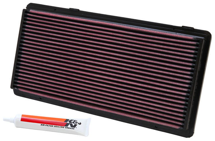 K And N Engineering 96-01 Jeep Cherokee 2.5 4.0L Air Filter