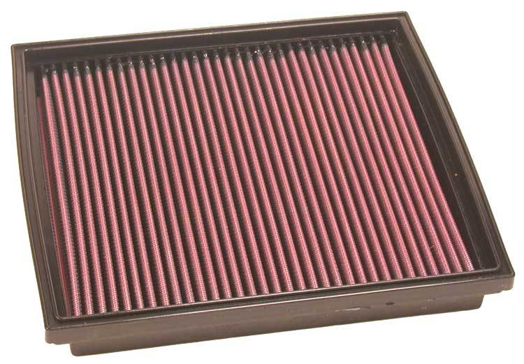 K And N Engineering Replacement Air Filter-L AND ROVER RANGE ROVER V8