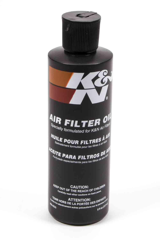 K And N Engineering Air Fltr Oil 8oz. Bottle