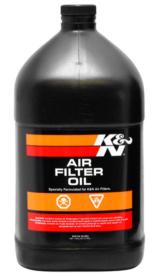 K And N Engineering 1 Gallon Filter Oil