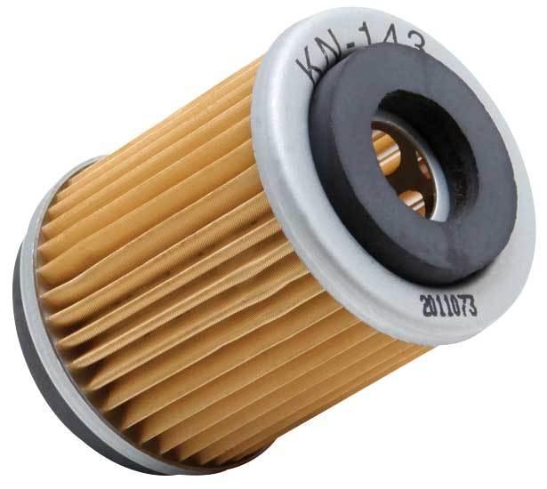 K And N Engineering Oil Filter Powersports Cartridge