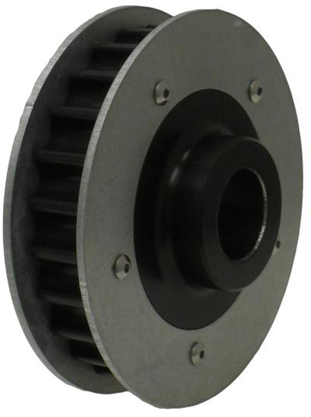 Krc Power Steering Pulley HTD 24 Tooth Denso Alt 10mm Wide