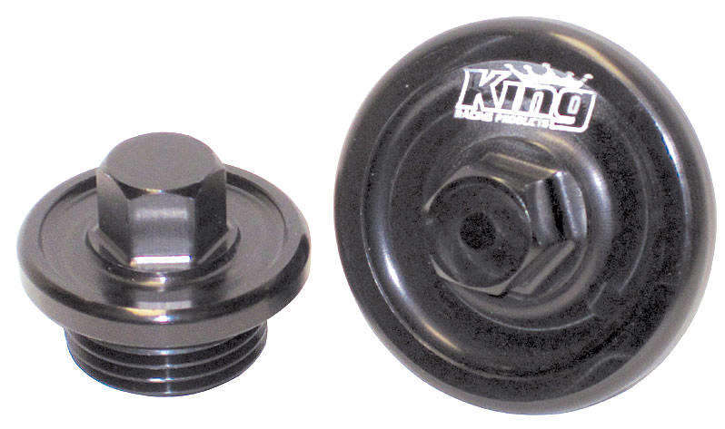 King Racing Products Rear End Plug Kit Hex