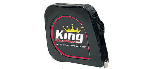 King Racing Products Stagger Tape 10ft