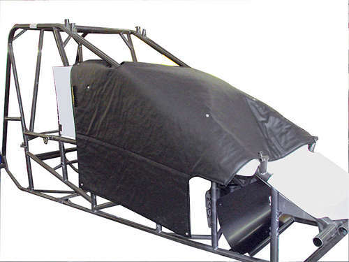 King Racing Products Thermal Hood Blanket