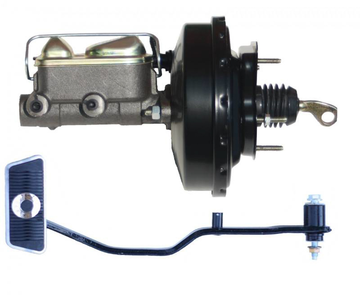 Leed Brakes 9in Power Brake Booster 1in Bore Master Cylinder