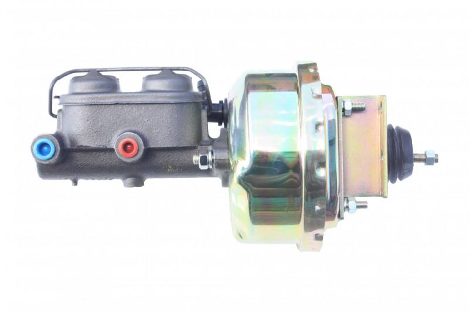 Leed Brakes 7 in Power Booster 1in Bore Master Cylinder