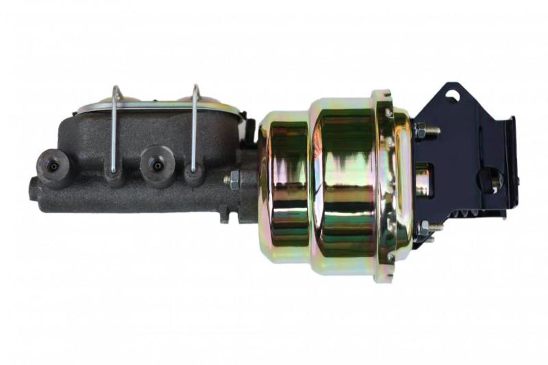 Leed Brakes 7in Dual Power Brake Booster 1-1/8in Master