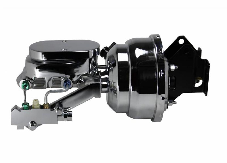 Leed Brakes 8in Dual Power Brake Booster 1-1/8in Master