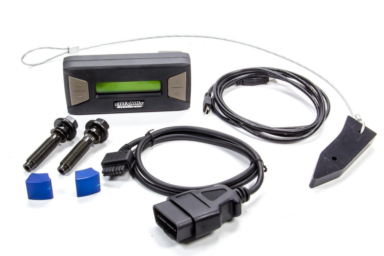 Livernois Motorsports Cam Phaser Lockout Kit Ford 4.6L/5.4L 3V Engine