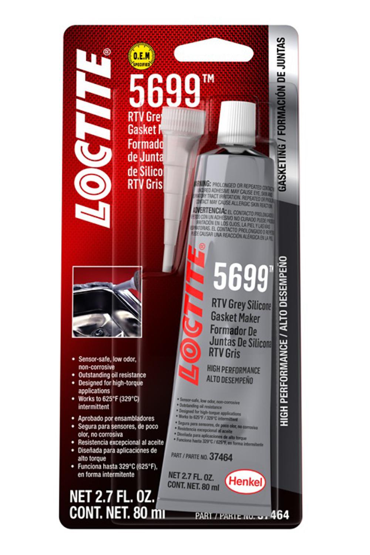 Loctite RTV 5699 Grey Silicone 80ml/2.7oz